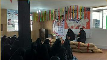 آموزش مجازی بانوان طلبه بابلی با فعالیت جهادی اساتید