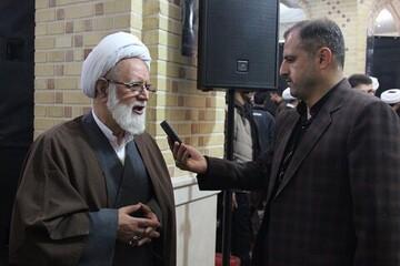 بیانات رهبر انقلاب در روز قدس از بلندگوی مساجد پخش شود