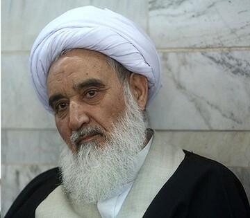 تسلیت آیت الله علما به مدیر حوزه علمیه کرمانشاه