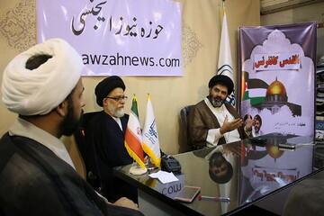 نشست تخصصی ویژه روز قدس به زبان اردو در خبرگزاری حوزه