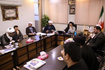 نشست هم اندیشی مدیران روابط عمومی نهادها و مراکز حوزوی در رسانه رسمی حوزه
