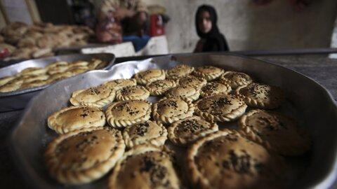 رمضان در یمن، سنت بخشش و شام دادن به همسایه