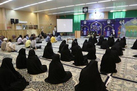 تصاویر/تجلیل امام جمعه یزد از جهادگران ستاد مردمی «سما»در مبارزه با کرونا