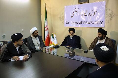 نشست تخصصی القدس به زبان اردو