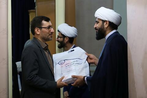نشست مدیران روابط عمومی نهادهای حوزوی