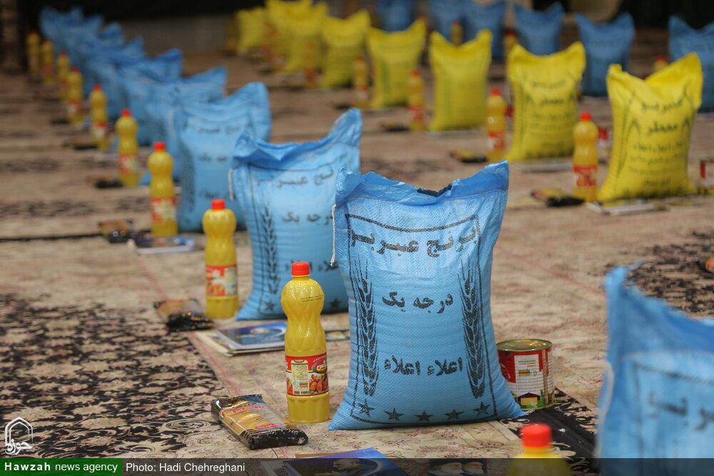 اقدامات خیرخواهانه طلاب خواهر شهرستان ماهشهر