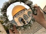 نتیجه وحدت مسلمانان جهان، آزادی قدس و نابودی اسرائیل است