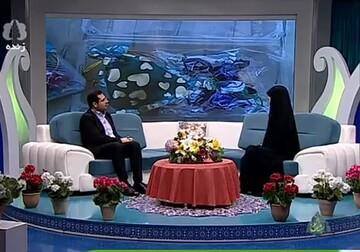 گفتوگوی شبکه استانی گلستان با طلبه جهادی مدرسه علمیه کوثر(س) علی آباد کتول
