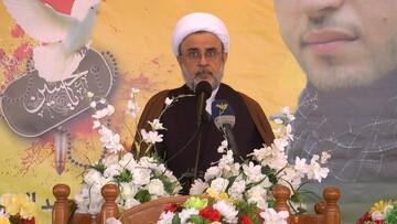 شهید سلیمانی ارتش میلیونی از مردان مقاومت به جا گذاشت