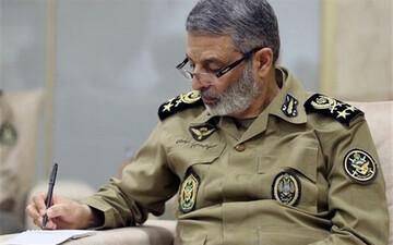 پیام فرمانده کل ارتش به مناسبت سالروز آزادسازی خرمشهر