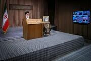 Leader Ayatollah Khamenei speech on international Quds day