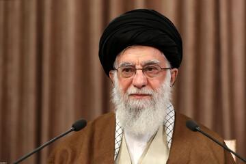 الإمام الخامنئي يلقي خطابًا في ذكرى رحيل الإمام الخميني (قدس سره)