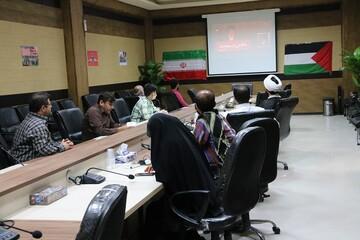 جوانان بوشهری به بیانات رهبر انقلاب گوش جان سپردند