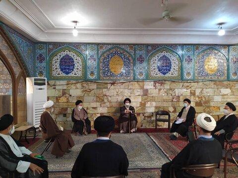 سومین جلسه شورای حوزه علمیه خوزستان