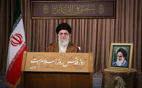 كلمة الإمام الخامنئي الموجّهة للأمّة الإسلامية بمناسبة يوم القدس العالمي