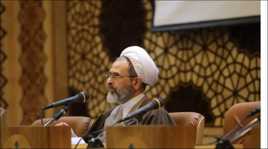 Speech of the head of Islamic Seminaries of Iran on International Quds day