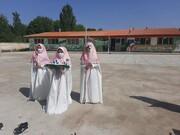 برگزاری جشن تکلیف دختران شاهیندژ+  عکس
