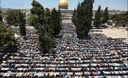 مسلمانان جهان به زودی در قدس نماز میخوانند