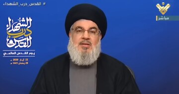 Sayyed Nasrallah: Stance on Palestine ideological, liberation battle long but victorious