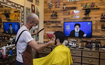 Sayyed Nasrallah speech on Al-Quds day in Israeli eyes