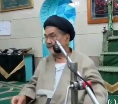 نماینده مقام معظم رهبری در هند درگذشت روحانی هندی را تسلیت گفت