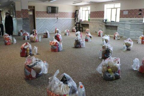 تصاویر/ آغاز مرحله دوم رزمایش کمک مومنانه در شهرستان قروه