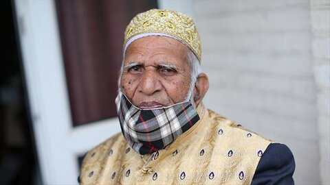 UK: Muslim centenarian raises $243K for virus victims