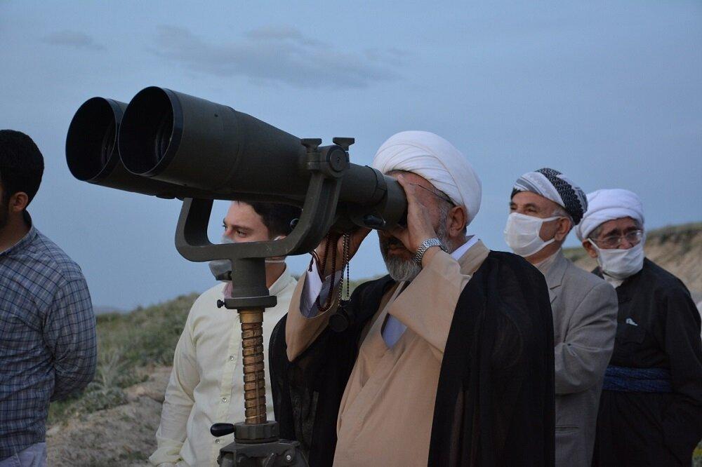 استهلال ماه شوال در ارومیه
