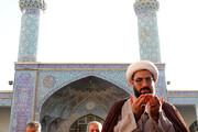 اقامه نماز عیدفطر در میدان امام خمینی(ره) همدان
