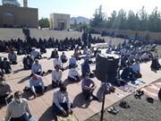اقامه نماز عید سعید فطر در شهر بدون کرونا