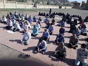 اقامه نماز عید سعید فطر در سراسر استان لرستان