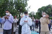 برگزاری نماز ظهر عاشورا در ۱۲ نقطه از استان سمنان