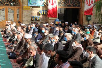 ماموستا فایق رستمی: نماز جمعه پایگاه مطالبه حل مشکلات مردم است