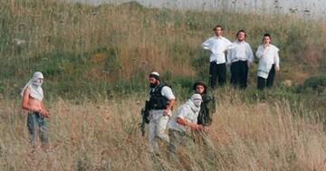 Settlers attack Palestinian farmers near Ramallah, Fatah member among injured
