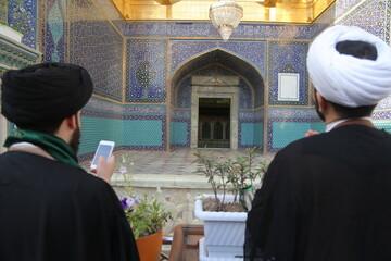 رونق حوزه علمیه قم به برکت حضرت معصومه(س) است