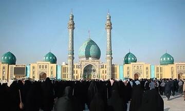 نماهنگ آرزوی اول از لحظه بازگشایی مسجد مقدس جمکران