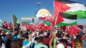 فلسطین قطبنمای اصلی و محوری مسلمانان است