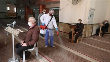 Palestine reopens mosque, church after 3-month closure