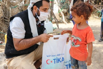 Islamic charity distributes aid in 66 countries during Ramadan