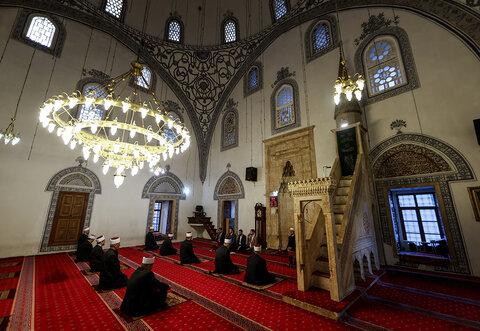 برگزاری عید سعید فطر در بالکان با وجود نگرانی ها از شیوع کرونا
