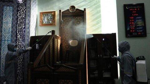 بازگشایی مساجد فلسطین