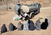 وزارت دفاع ۱۰ تانکر آب به خوزستان ارسال کرد