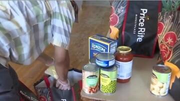 مسلمانان بافلوی آمریکا ماه رمضان را با کمکرسانی به کروناییها به پایان رساندند