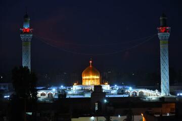 حرم مطهر حضرت زینب(س) فردا بازگشایی میشود