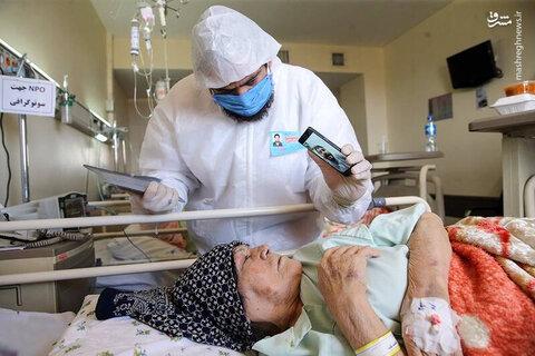 حضور روانشناسان جهادی در بیمارستان های کرونایی