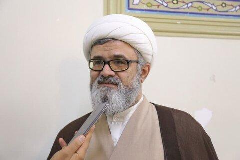 حجتالاسلاموالمسلمین محمدرضا حامدی