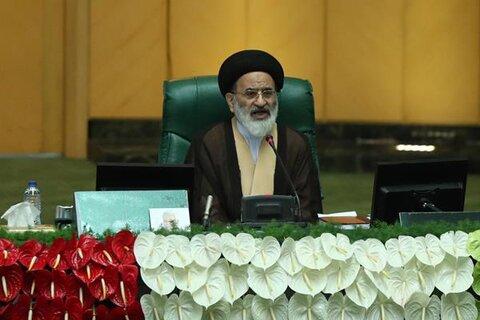حجت الاسلام والمسلمین سید رضا تقوی، رئیس سنی مجلس یازدهم