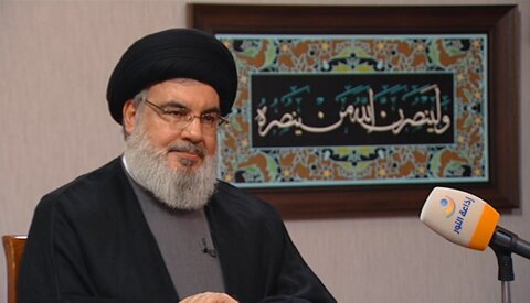 Sayyed Nasrallah: We are preparing for the Great War when 'Israel' will be wiped off the map