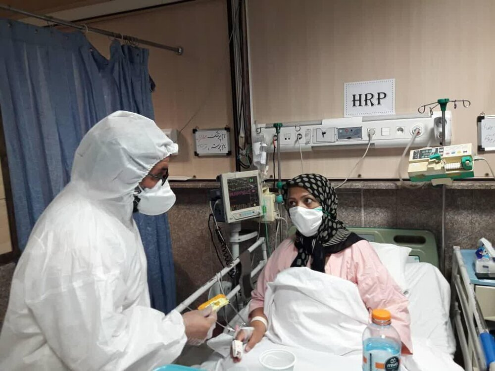 شناسایی ۳هزار و ۵۷۴ بیمار جدید مبتلا به کووید۱۹