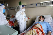 روایت تلخ مشاور جهادی از یک روز کاری در بیمارستان کرونایی